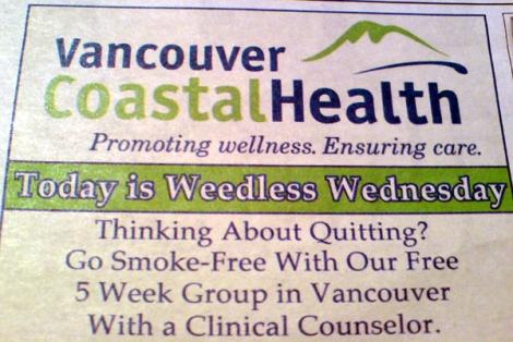 weedless